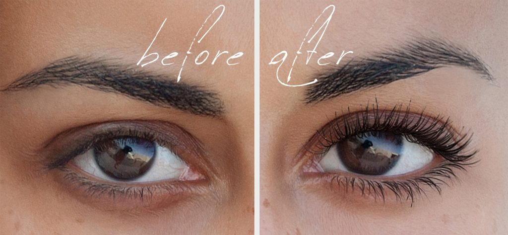 Lashcode Mascara – Effects on Eyelashes