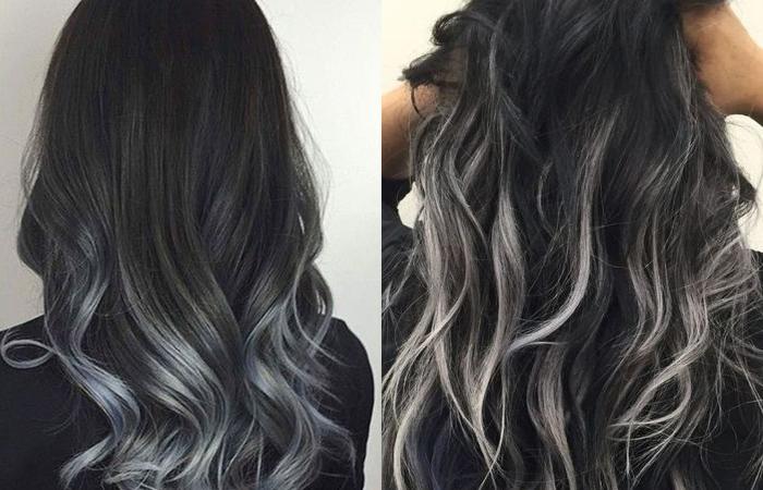 charcoal dye