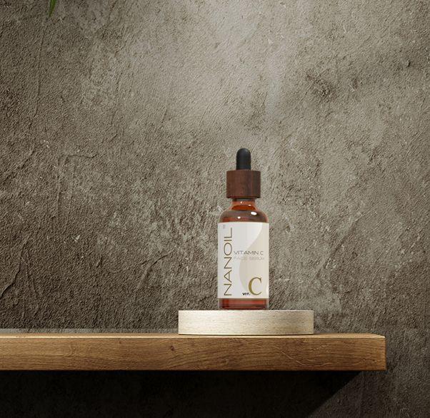 vitamin c face serum Nanoil